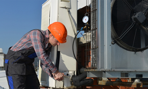 Монтаж вентиляции и кондиционирования бытовых и промышленных систем