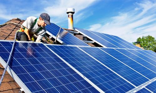 Монтаж системы отопления и альтернативных источников энергии